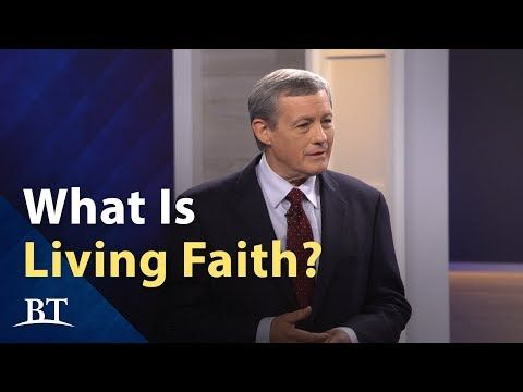 What is Living Faith?